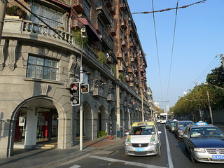 Apartments in Shanghai - Xuhui Former French Concession